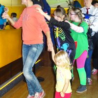 Kinderfasching in der BOWLING-ARENA